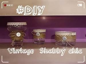 Shabby Chic Deko Onlineshop : diy deko ideen vintage shabby chic youtube ~ Frokenaadalensverden.com Haus und Dekorationen