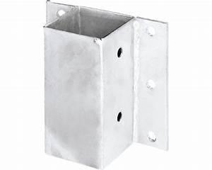 Pfostenträger Für L Steine : pfostentr ger f r l und u steine 71x71x150 mm kaufen bei ~ Eleganceandgraceweddings.com Haus und Dekorationen