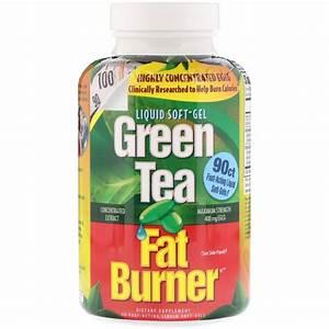 Appliednutrition  Green Tea Fat Burner  90 Fast-acting Liquid Soft-gels