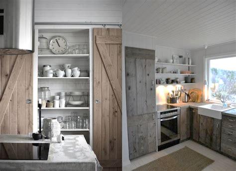 repeindre une table de cuisine en bois 15 inspirations pour recycler une porte ancienne joli place