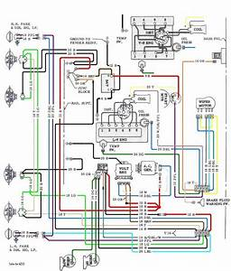 67 Chevelle Wiring Schematic