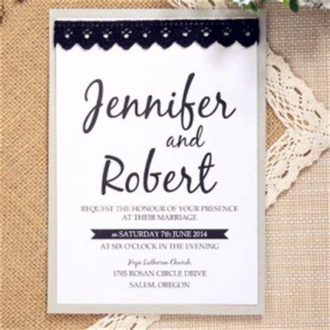 Modern Wedding Invitations Online