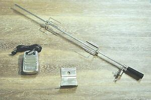 36 Grill Rotisserie Kit by Outdoors Stainless Steel Rotisserie Bbq Motor Kit 36