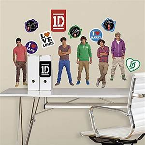 hodeac shop for home decor accessories online With the best of one direction wall decals collections