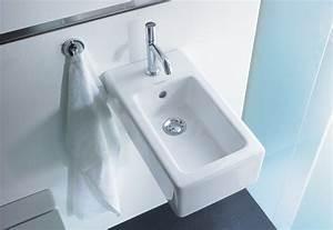 Höhe Von Waschbecken : vero handwaschbecken schmal von duravit stylepark ~ Bigdaddyawards.com Haus und Dekorationen