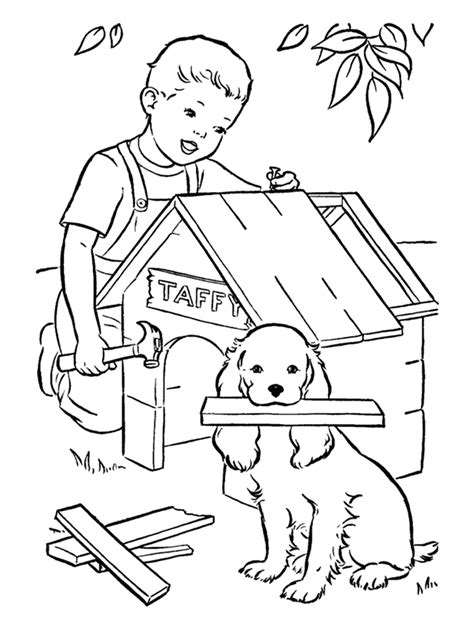 Domme Hond Kleurplaat by Honden Kleurplaten Kleurplaat Hond