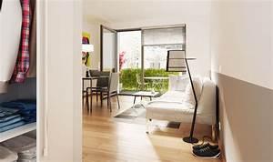 Ein Zimmer Wohnung Regensburg : wohnungen stob usplatz regensburg urban leben ~ Watch28wear.com Haus und Dekorationen