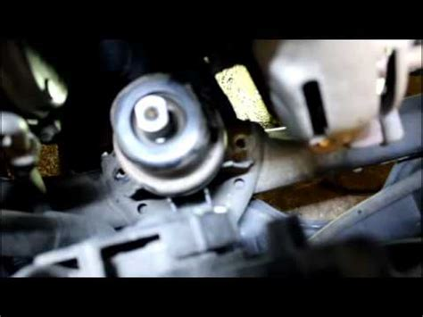diy  toyota camry motor mount replacement youtube