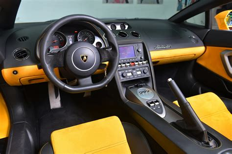 Pin Gallardo Spyder Interior Car Wallpaper Lamborghini On