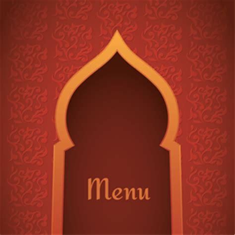 menu cuisine marocaine menu personnalisable pour restaurant