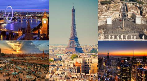 Top 10 Places To Visit In 2016 According To Tripadvisor