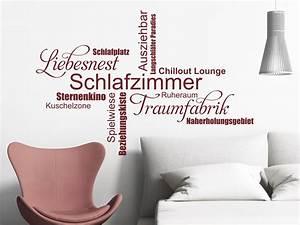 Tattoos Für Die Wand : wandtattoo schlafzimmer worte f rs liebesnest ~ Orissabook.com Haus und Dekorationen