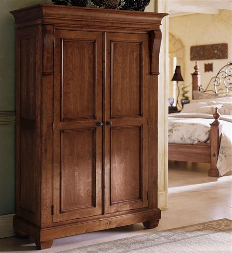 Wardrobe Armoire by Store Your Clothes Neatly With Armoire Wardrobe