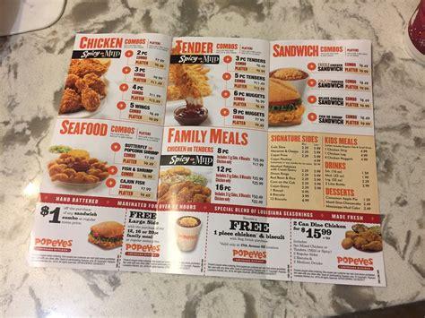 popeyes louisiana kitchen    reviews fast food   avenue se calgary ab