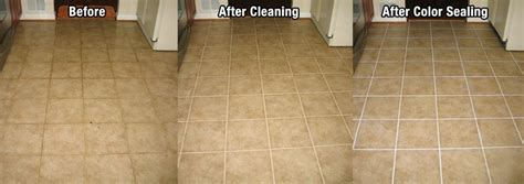 grout sealing with colorseal is a great alternative to expensive grout replacement our grout