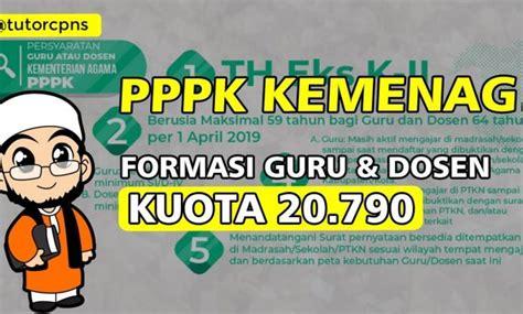 Berikut adalah contoh soal dari tes pppk di berbagai bidang 4. Contoh Soal P3K: Loker P3K Kemenag: Formasi Guru & Dosen ...