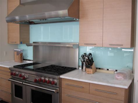 modern backsplashes for kitchens glass backsplash 2 modern kitchen other metro