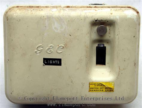 Gec Metal Way Fusebox