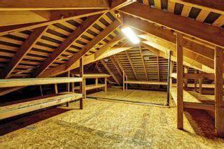 install  partial  full floor   attic