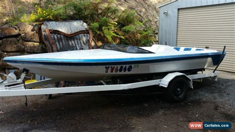 Inboard Ski Boats For Sale by Ski Boat Super Trac 350 Chev Inboard For Sale In Australia