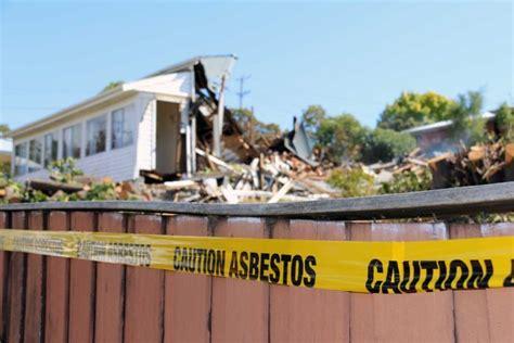 conviction  unlicensed asbestos removal