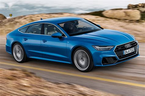 best 2019 audi s7 engine performance and new engine 2019 audi a7 look four door fastback gets techier