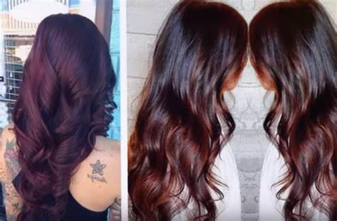 Express Your Personality With Auburn Hair Colors