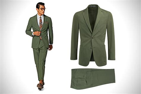 khaki and blue striped well suited 14 best 39 s suits for summer hiconsumption