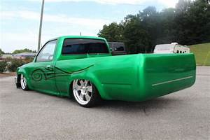 Custom 1991 Toyota Pickup with Air Bags