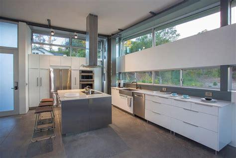 cement floors in kitchen 33 modern kitchen islands design ideas designing idea 5157