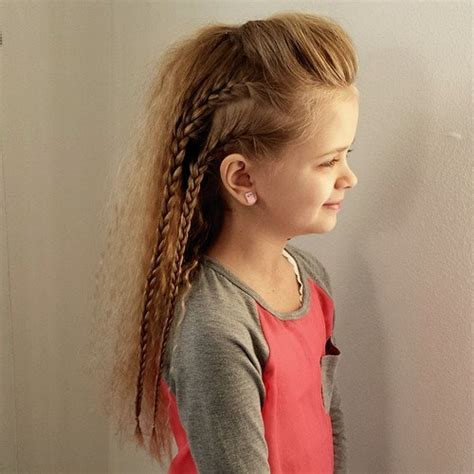 hairstyle for little girls with long hair 40 cool hairstyles for little girls on any occasion
