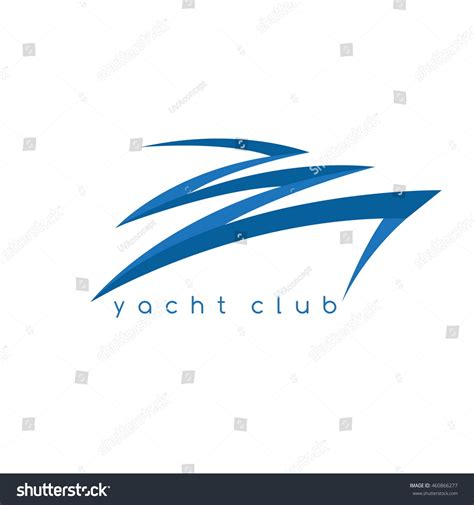 Fast Boat Vector by Abstract Fast Boat Simple Vector Design Stock Vector