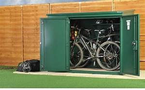Outdoor Bicycle Storage : Modern Exterior with Outdoor