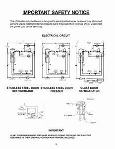 Frigidaire Fcfs201lfb3 User Manual Freezer Manuals And Guides L0609487