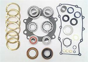 Transmission Overhaul Rebuild Kit 87