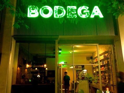 bodega cuisine bodega dress code