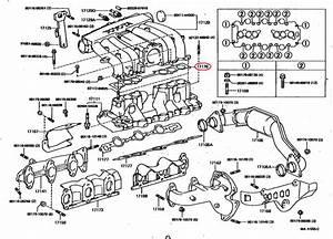 Fuel Pressure Pulsation Damper 94 4runner V6