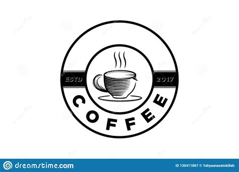 Your resource to discover and connect with designers worldwide. Vintage Coffee Cup, Round Emblem, Coffee Shop Logo Designs Inspiration Isolated On White ...