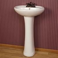 lovely traditional bathroom sinks Lovely Traditional Bathroom Sinks - Home Design #1056