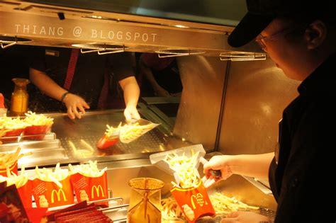 Mcdonald's Open Doors 2011