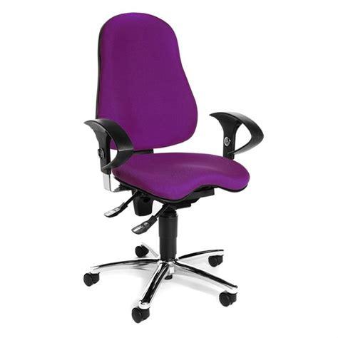 chaise de bureau violet chaise de bureau sitness 10 violet achat vente chaise