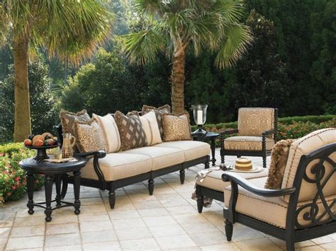 Outdoor Living Room Furniture For Your Patio by 17 Best Ideas About Tropical Outdoor Furniture On