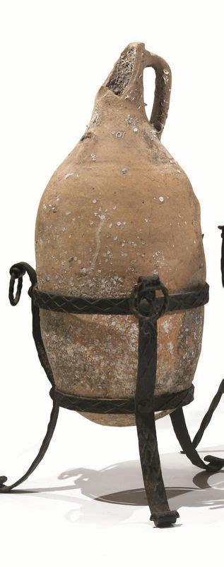 anfora romana asta reperti archeologici pandolfini
