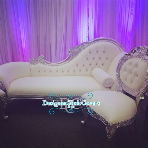 Engagement Party Wedding Sofa Designer Chair Covers To Go