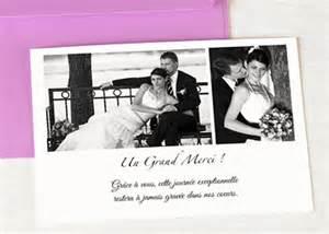 texte carte de remerciement mariage mariage carte de remerciement mariage