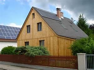 Holzfassade Welches Holz : 45 spektakul re beispiele f r moderne hausfassaden ~ Yasmunasinghe.com Haus und Dekorationen
