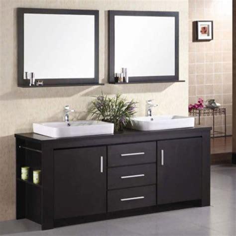 weston  double sink vanity set zuri furniture