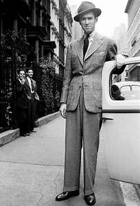 1930s Men's Suits- History in Pictures
