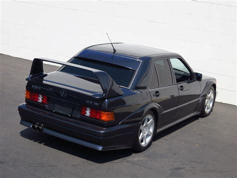 List of dtm spec upgrades: 1990 Mercedes-Benz 190E EVO II for sale #98511 | MCG