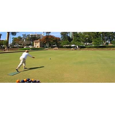 Lawn BowlingBalboa Park